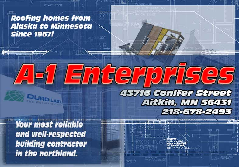 welcome-to-a1-enterprises A-1 Enterprises DBA A-1 Roofing building contractor, Garage, Sheds, Additions, Decks, Remodeling, siding, window installer, door installation , roofing contractor, metal roofing, shingle roofing, epdm roofing, commercial roofing, shingled roofing contractor, duralast roofing installer